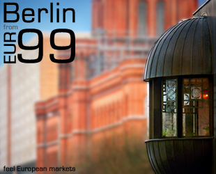 Fly to Berlin with Skyeast
